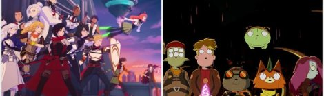 Anime Pocket Reviews Ep. 66 - RWBY 7, Final Space 2 Reviews and Show Recommendations Visual
