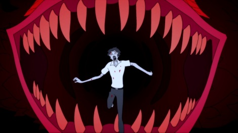 Devilman Crybaby Anime Screenshot