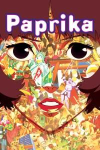 Paprika Anime Film Poster