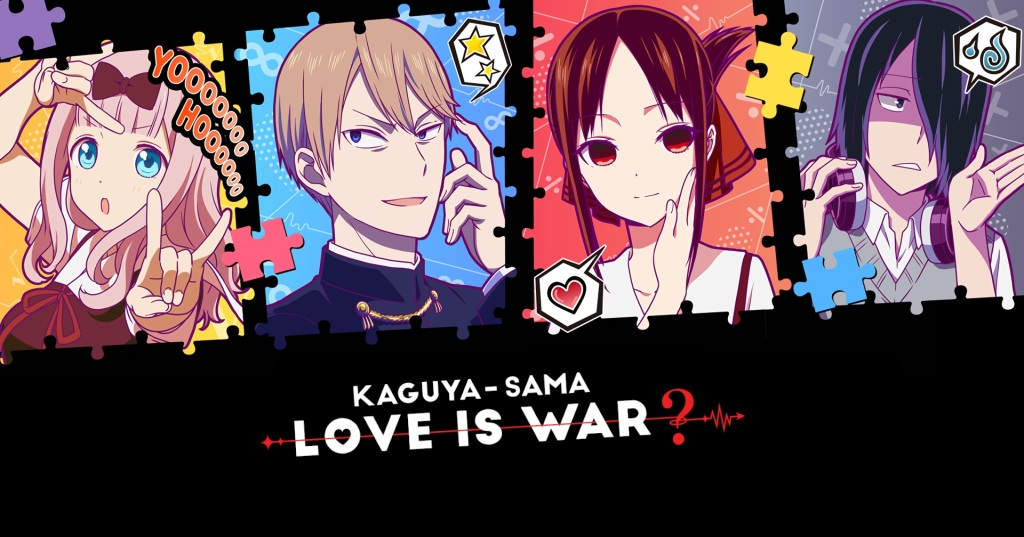 Kaguya-Sama Love is War Season 2 Poster